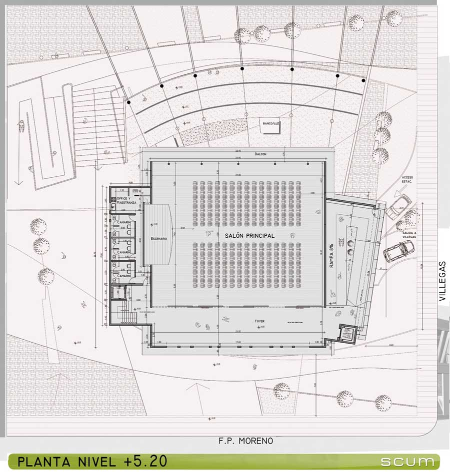 Daky septiembre 2010 for Dimensiones arquitectonicas