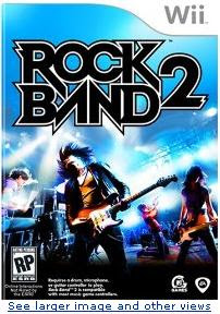 Rock Band 2 by MTV Games