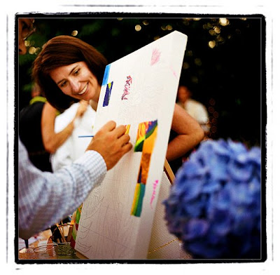 were planning a wedding These guest book ideas are some examples of