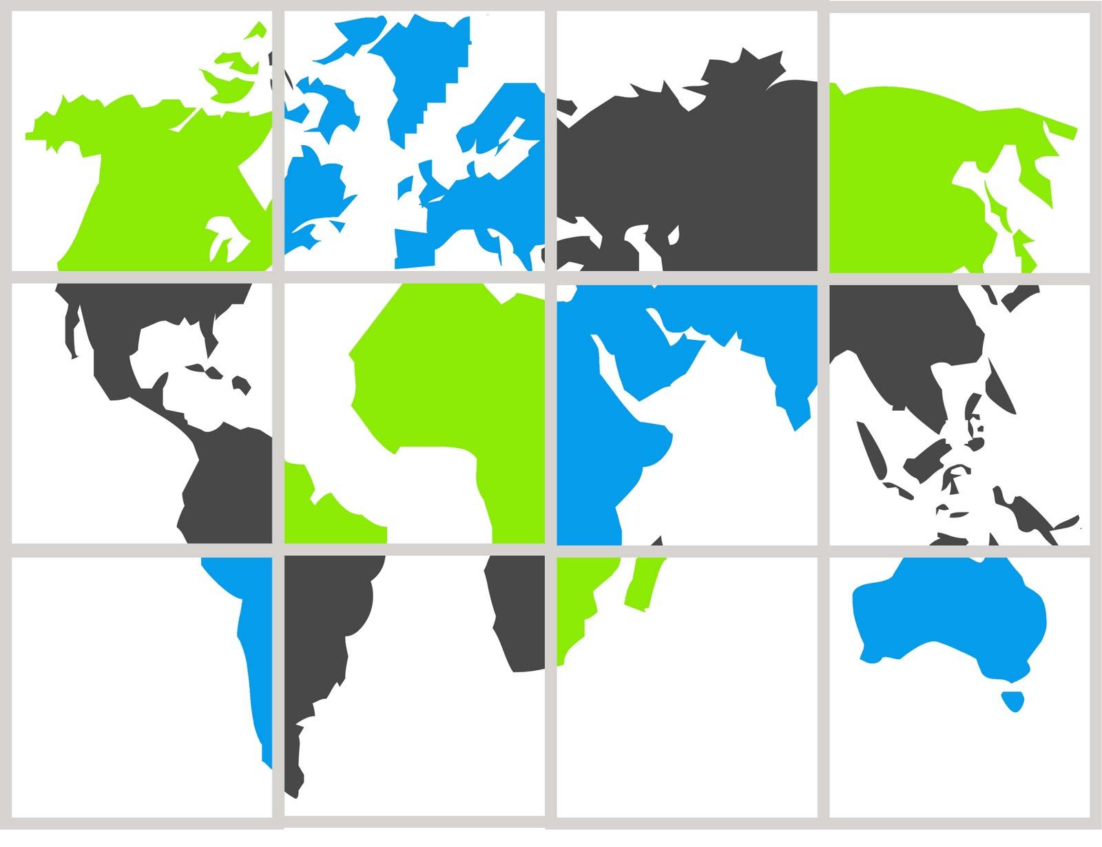 kojotutorial interactive world map