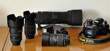 Mi equipo fotográfico
