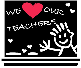 Your Favorite Teacher? Thank Them!