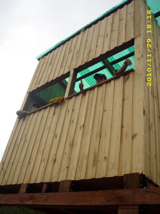 Observatorio de Aves (Laguna de los Patitos)