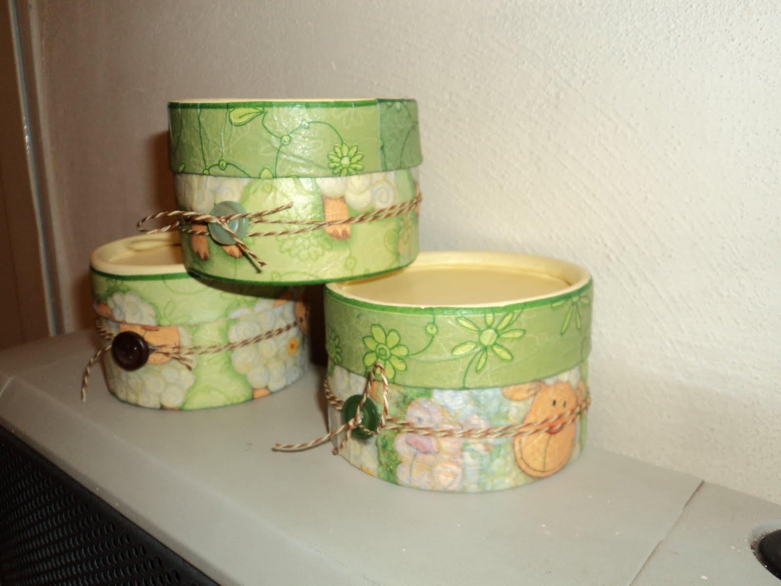Mis trabajos de porcelana y pintura cajas con decoupage - Pintura para decoupage ...