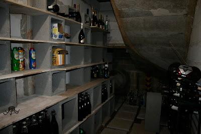 Notre Maison De Paille En Normandie Amenagement Cellier Et Atelier En Cours