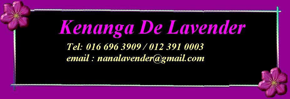 Kenanga De Lavender, Rawang, Selangor