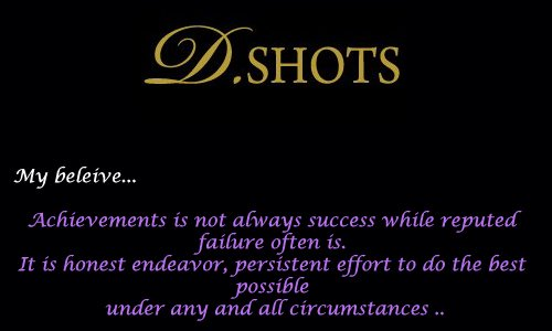 D.shots