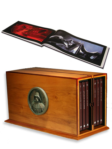 Star Wars Vhs Box Set. Gift Idea #6 : Star Wars: