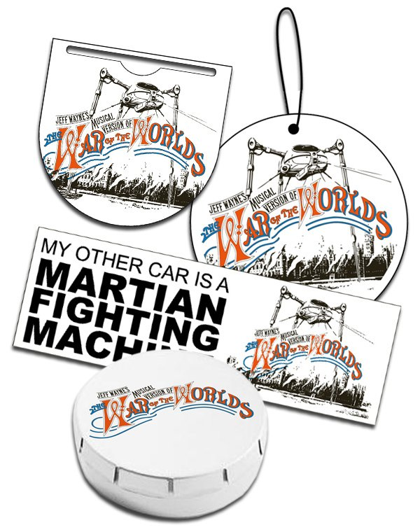 war of the worlds tripod toys. Jeff Wayne#39;s War Of The Worlds