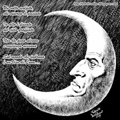 viso di luna
