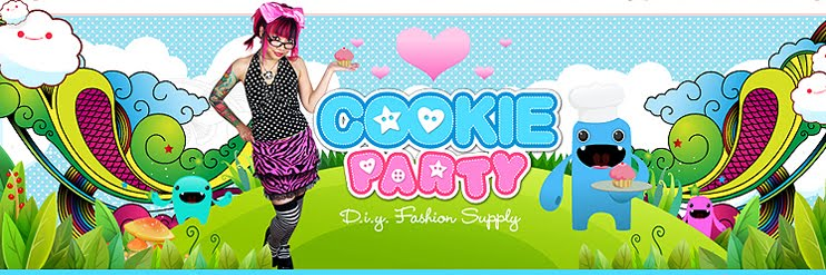 i Love Cookie Party