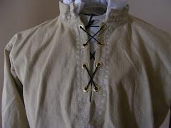 An Elizabethan Shirt