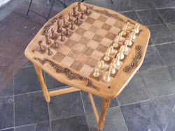 Chessboard - anyone for chess?