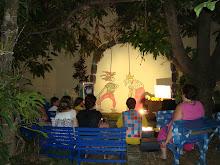 Olha eu novamente em Santa Bárbara No 4° Encontraconto Regional; Janeiro de 2009.