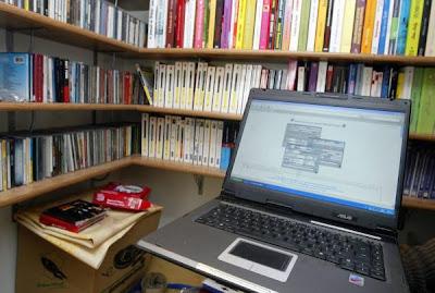 Bibliothèque de Laon. Crédit photo : L'Union.