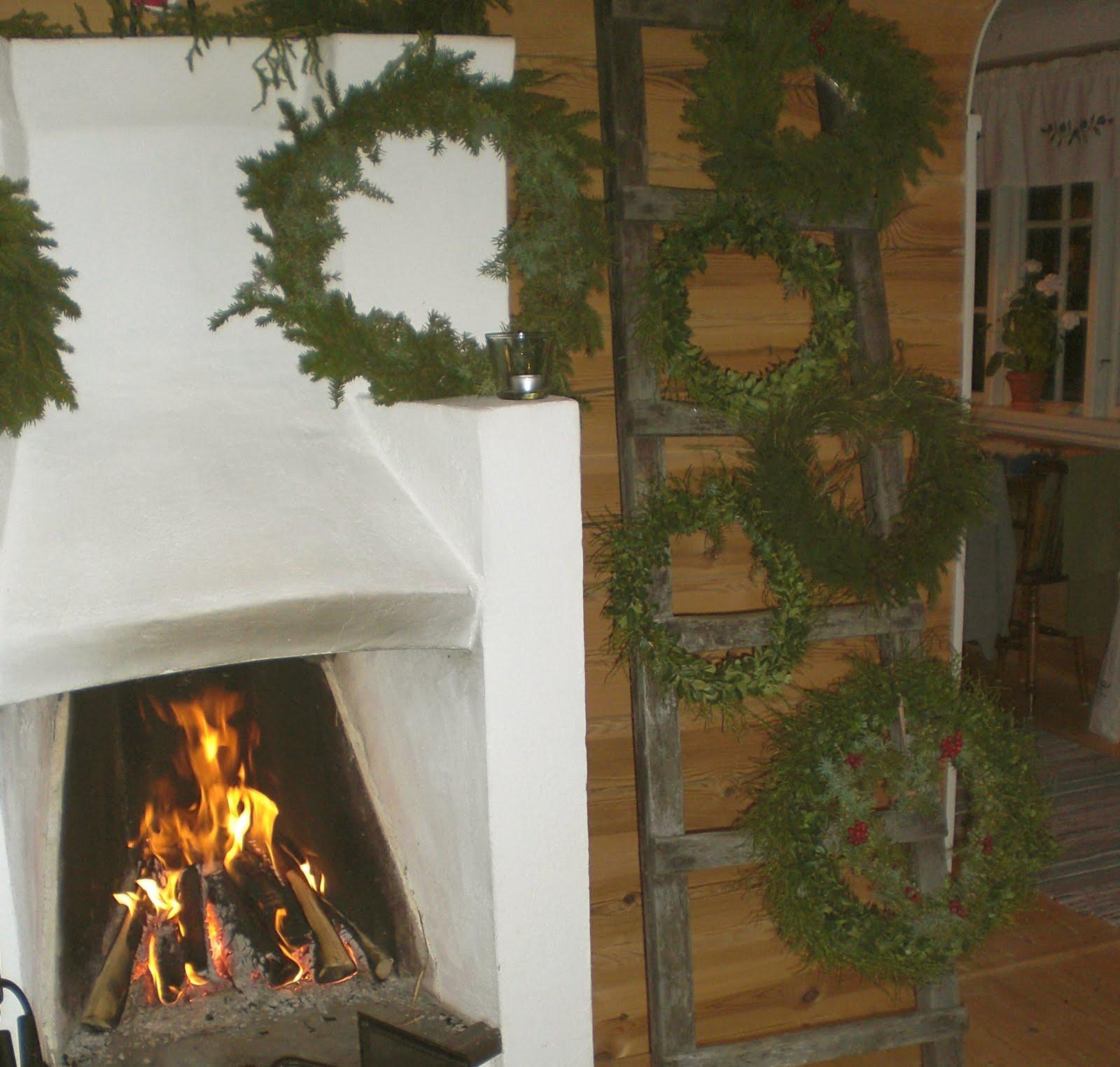 Mitt egnahem: adventspyssel