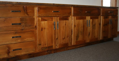 Reclaimed Wood Kitchen Cabinets Made From Barnwood Right Here In Waseca,  Minnesota Will Add Elegance And Rustic Charm To Your Kitchen!