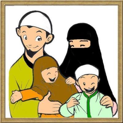 ISLAM MEMBINA KELUARGA PENYAYANG