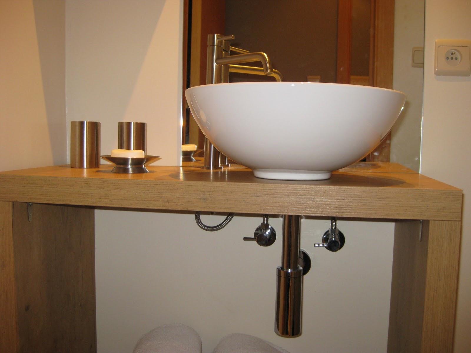 salle de douche meuble lavabo in 39 s line. Black Bedroom Furniture Sets. Home Design Ideas