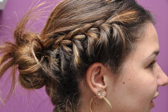 penteados para inverno 2011 fotos