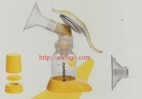 kelengkapan medela breastpump harmony