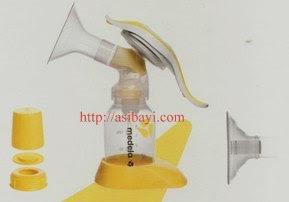 kelengkapan medela breastpump harmony