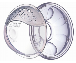avent breast shell