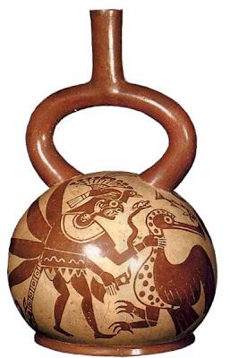 Aprendiendo cc ss con fe y alegr a los moche for Origen de la ceramica