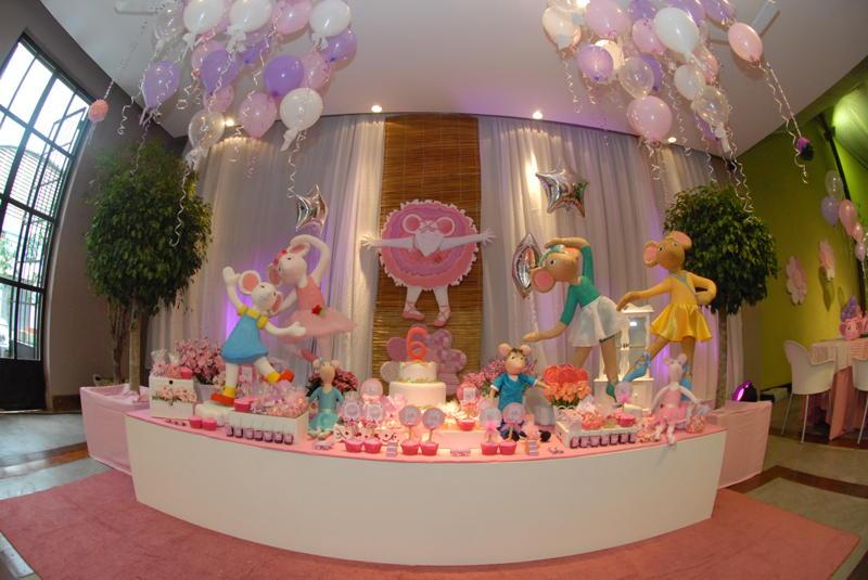 Pink Limonada : Festa da Minnie Rosa!!!