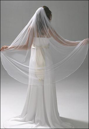 Wedding Veil Styles Trends