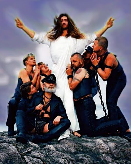 The new evidence shows that Jesus frequented gay bars, enjoyed musicals and ...