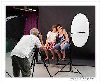 Fotoshoot Buurtvereniging Voordeldonk