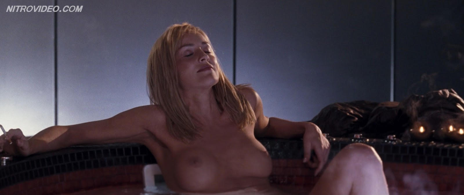 Sharon Stone lesbische Sexszene