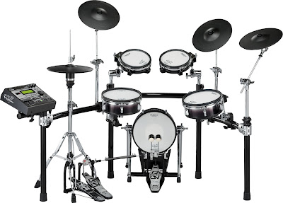 Roland Drum Set - Roland TD-12KX V-Drums