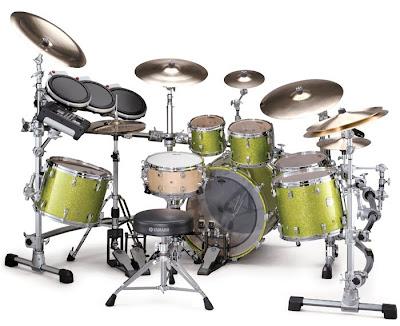 Yamaha Drum Set - Absolute Birch Hook Lug Series