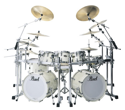 Pearl Drum Set - Pearl Reference Series Drum Set