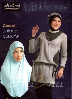 HAZNA MUslim Fashion
