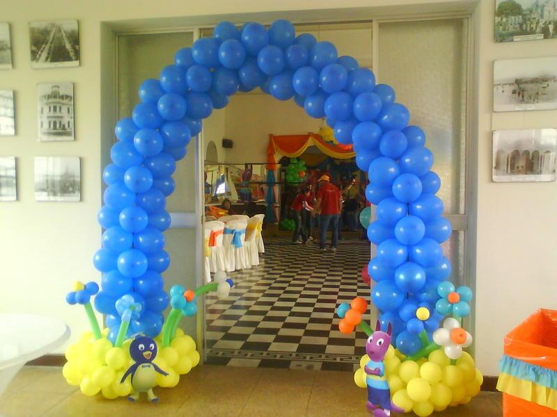Decorando con yol agosto 2010 - Decoracion para fiestas de cumpleanos infantiles ...