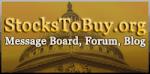 Stock Message Board/Forum