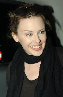 Kylie Minogue Hairstyles