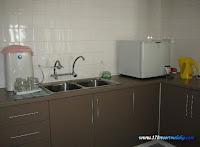 基本厨房设施