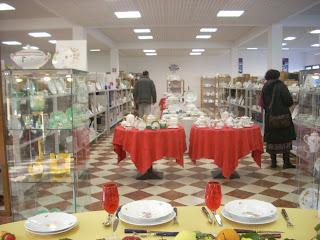 Shopping e Glamour: Outlet Richard Ginori - Sesto Fiorentino
