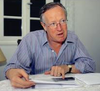 Robert Fisk phd: Correspondent for The Independent