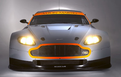ASCARSCOOP 5 Aston Martin Reveals Official Pictures of Vantage GT2 Photos