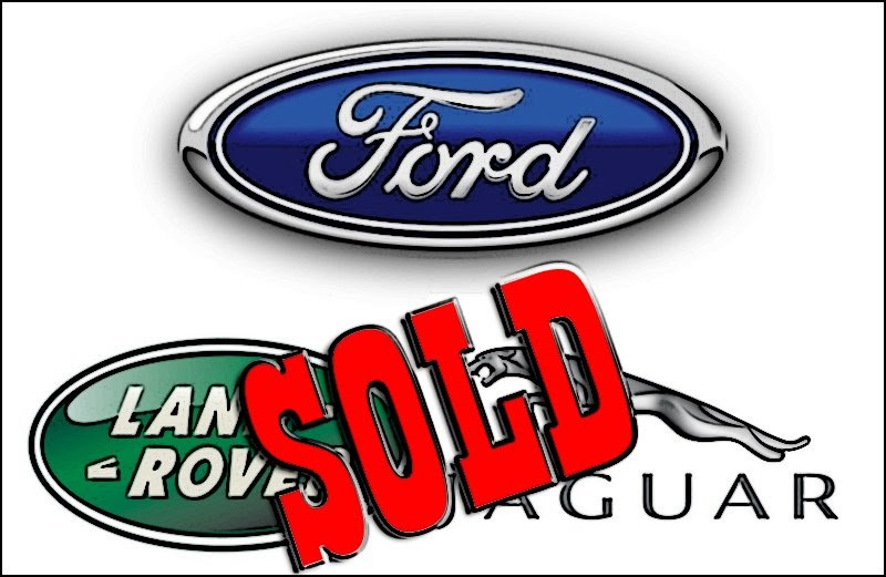 Ford agrees on selling jaguar and land rover to indian for Ford motor company pension contact number