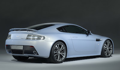 Carscoop ASCC 1 Aston Martin V12 Vantage RS Concept 600 HP Photos