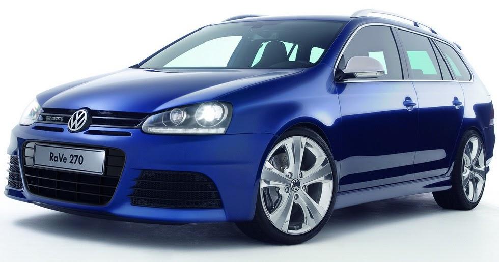vw golf variant rave 2 0t 270 hp concept unveiled in essen. Black Bedroom Furniture Sets. Home Design Ideas