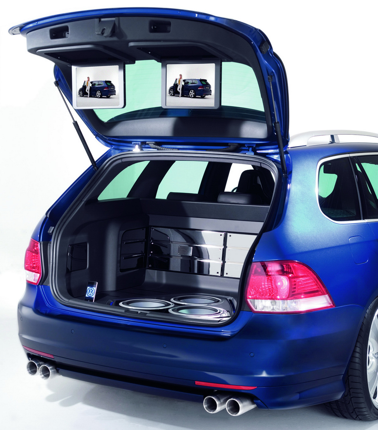 Vw 1600 Max Rpm: VW Golf Variant RaVe 2.0T 270 HP Concept Unveiled In Essen