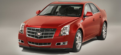 carscoop caddyCts Cadillac Returning To Australia In 2008 Photos