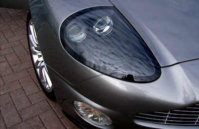 Aston 11 James Bond Aston Martin Vanquish V12 Replica   Based On Ford Mustang Photos